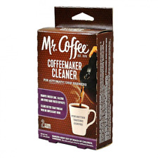 Mr. Coffee Coffeemaker Cleaner Descaler Lime Calcium For Automatic Drip Brewers
