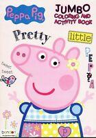 Peppa Pig - Jumbo Coloring & Activity Book