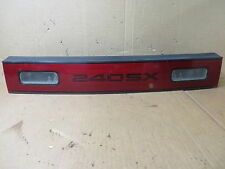 NISSAN 240SX 240 SX FASTBACK 89-93 1989-1993 TAIL PANEL REAR CENTER PANEL