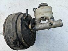 Nissan 200sx BM50 Master Cylinder and Brake Servo Upgrade