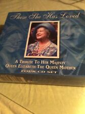 Various Artists - These She Has Loved (Tribute to the Queen Mother, 2000)