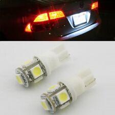 White 2pcs 168 918 T10 5-SMD LED For License Plate LED Bulb Lamp Light 928