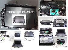 PEUGEOT 3008 Central Info Display ng4 rt6 SMEG navi 98045606zd schermo