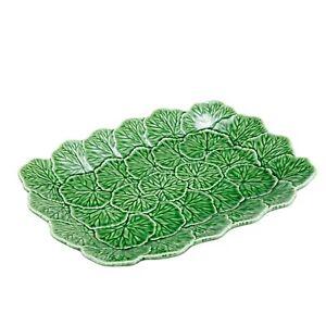 Geranium Leaves 39cm Platter