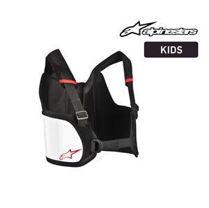 Go Kart - ALPINESTARS Bionic Rib Support - Kids - Black/White