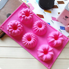 Hollow Chocolate Cake Candy Jelly Biscuit Silicone Mould Mold Baking Accessories