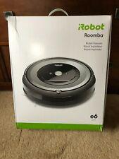 Roomba E6 Barebones unit no accessories//wheels//motor//etc pcb cliff 6198 e6134