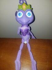 "Mattel Disney Pixar Bugs Life Plush Princess Atta with Plastic Head ~10"""