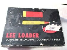 LEE LOADER, RELOADING TOOL FOR THE 30 06 SPRINGFIELD CALIBER