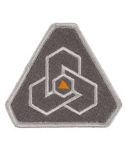 Prometheus Design Werx PDW Logo 2018 Morale Patch Grau / Orange