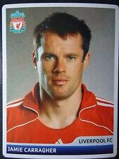 Panini 45 Jamie Carragher Liverpool FC UEFA CL 2006/07