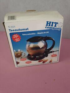 Teegourmet Teekocher Teemaschine Teamaker Teeautomat HIT company Ab 1 Euro