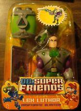 Mattel Lex Luthor figure with Kryptonite Blaster