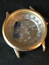 Vintage Omega Mens 34.2mm Round Watch Case 14703 SC