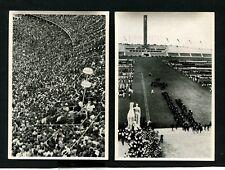 Olympia 1936 Band II  - Bild 12 und 14     (IK-1)