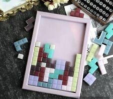 Tetris Gießform Resin Mold Harz / Kunstharz, Epoxidharz Formen Silikonform