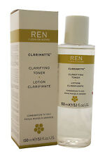 REN Clarimatte Clarifying Toner - Combination to Oily Skin Lotion