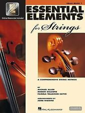 Essential Elements 2000 for Strings: Book 1 with CD-ROM (Cello) (Essential Eleme