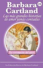 Una Coronación de Amor by Barbara Cartland (2013, Paperback)