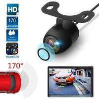 Waterproof 170° CCD Car Reverse Rear View CAM Backup Parking Camera Night Vision