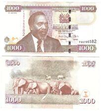 Kenya - 1000 Shillings 2010 P. 51e XF Lemberg-Zp