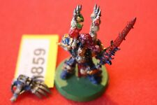 Games Workshop Warhammer 40k Chaos Space Marines Abaddon the Despoiler Metal OOP