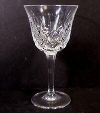 """GORHAM crystal CHERRYWOOD pattern Claret Wine Glass/Goblet - 6 1/4"""""""