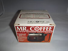 Mr. Coffee Replacement Pot for Coffee Maker Black 4 Cup Glass