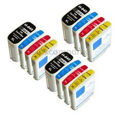 12 x Cartuchos para HP 940XL Set Officejet Pro 8000 empresa 8500a Premier Plus