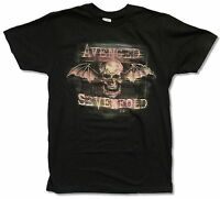 Avenged Sevenfold Brainwashed Black T Shirt New Official Adult A7X