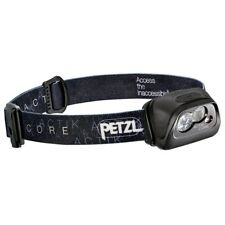 Petzl Actik Core Headlamp 350 Lumen Rechargeable Battery Black