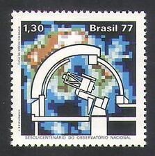 Brazil 1977 Observatory/Telescope/Astronomy/Stars/Science/Animation 1v (n35453)