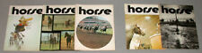 "1971 Lot of 5 Horse Racing ""The Canadian Horse "" Issues"