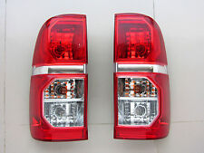 Genuine Toyota Hilux SR5 pair tail light taillight bulb socket 05 06 07 11 2011