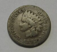 1883 Indian Head Cent in Lower Grade Condition Priced Right and Shipped FREE