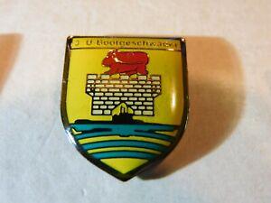 aus Nachlass alter Bundeswehr Metall Pin sehr schön bitte ansehen Teil-5