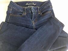 American Eagle Jeans Super Stretch Leggings Regular 2 Medium Wash Skinny Pants