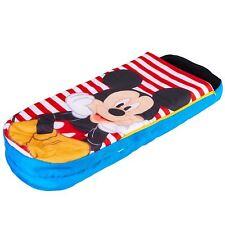 Disney Mickey Mouse cama hinchable infantil - aire cubierta Colchón almohada