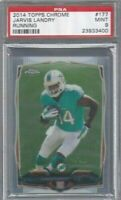 JARVIS LANDRY 2014 Topps Chrome RC ROOKIE PSA 9 MINT BROWNS HOT INVEST