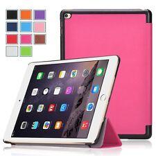 Exact iPad Pro12.9 (2015) Leather Case [SLENDER] Auto Wake/Sleep Hot Pink