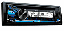 JVC KD-R97MBS Single DIN Bluetooth In-Dash Car Stereo w/ SiriusXM Radio Ready