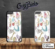 Alice In Wonderland Cute Cool fits iPhone Hard Case Cover 22