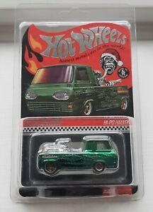 Hot Wheels RLC Holiday HI-PO Hauler GAS MONKEY - Fast N Loud - Green - #850