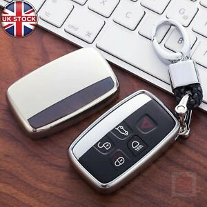TPU Car Key Case Key Cover for Land Rover Range Rover Sport Freelander Discovery