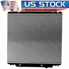 2 Row Aluminum Radiator CU2171 for Ford Excrusion F-250/350/450/550 Super Duty