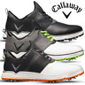CALLAWAY APEX LITE S MENS SPIKED GOLF SHOES / @ 50% OFF RRP +FREE SHOE BAG