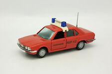 Gama 1/43 - BMW 528 E28 Feuerwehr Pompiers
