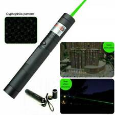 50Miles Green Laser Pointer Pen 532nm Star Beam Light Lazer USB Rechargeable