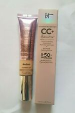 IT Cosmetics CC Cream+ Serum foundation SPF50+ Medium 32ml