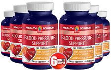 High pressure herbal - BLOOD PRESSURE SUPPORT COMPLEX - Lower blood pressure, 6B